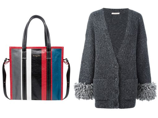 Get Ready for Sweater Weather: 8 Great Sweater and Bag Combos, Fall 2016 Edition