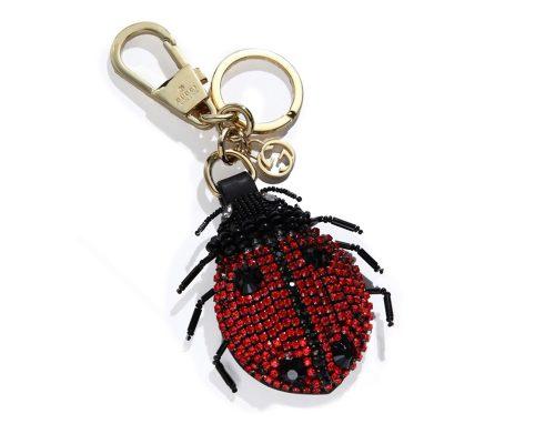 gucci-crystal-bug-keychain