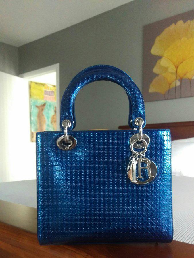 tPF Member: HarleyJunior Bag: Dior Lady Dior Bag