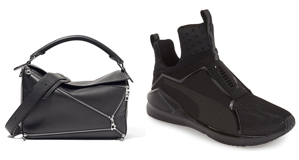 loewe-puzzle-bag-puma-fierce-shine-sneakers