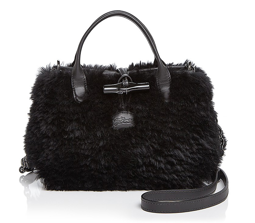 longchamp-roseau-shearling-mini-satchel