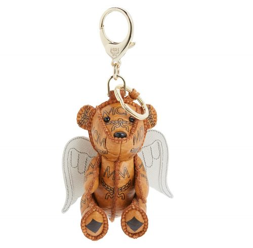 mcm-angel-bear-bag-charm
