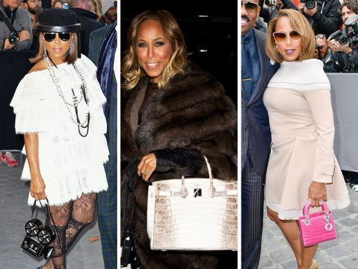 We Did the Math: Here's How Much Marjorie Harvey's Insane, Exotic, Ultra-Rare Handbag Collection is Worth