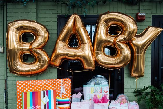 My Baby Shower | 10.1.16