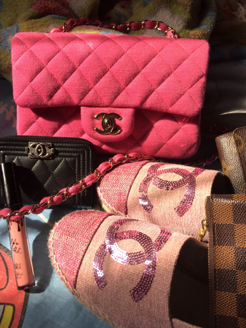 tPF Member: Pepita_Anne Bag: Chanel Rectangular Mini Flap Bag