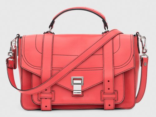 Love It or Leave it: The New Proenza Schouler PS1+ Bag