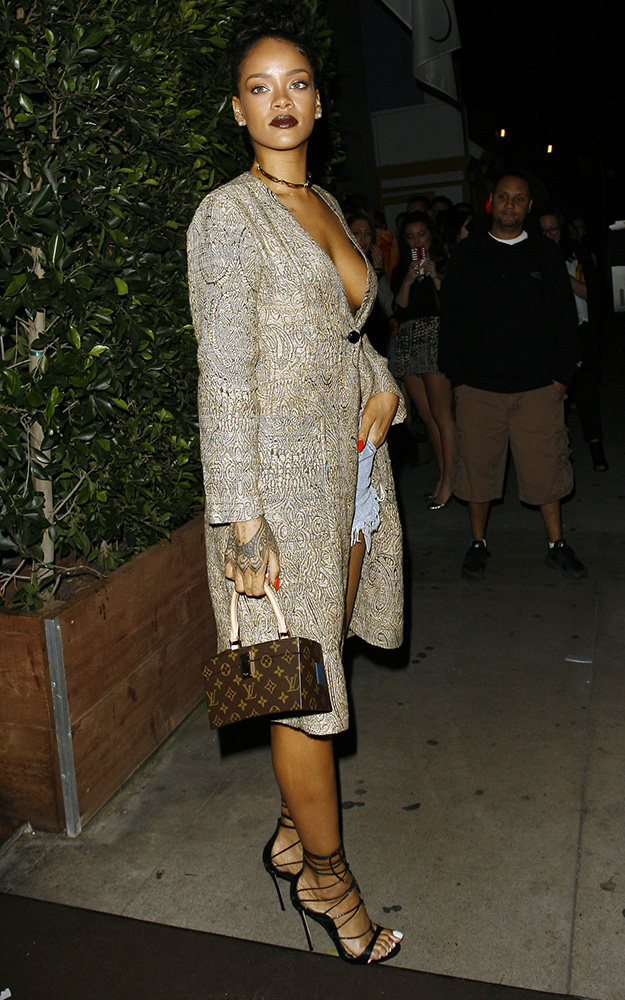 for national handbag day  celebrate true love  rihanna and her louis vuitton x frank gehry