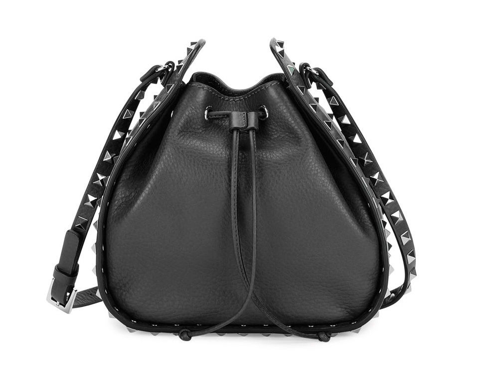 valentino-rockstud-bucket-bag