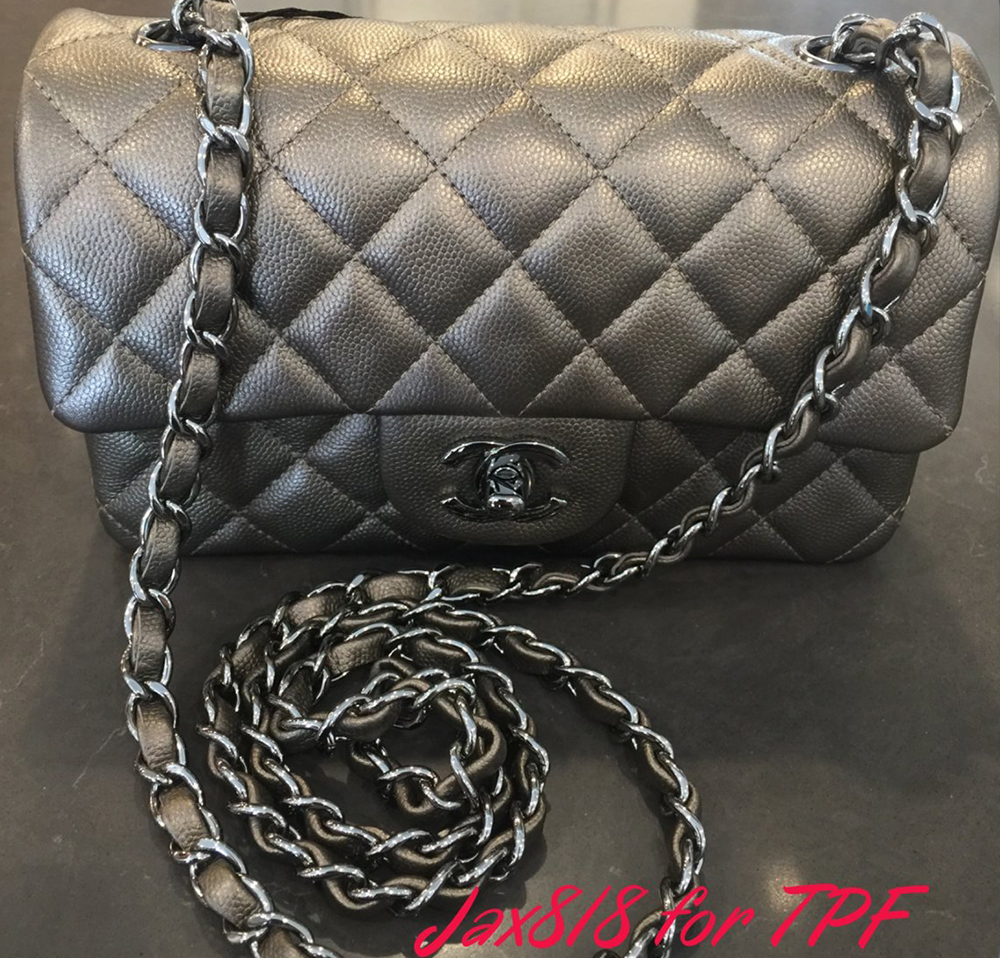 tPF Member: Jax818 Bag: Chanel Rectangular Mini Flap Bag