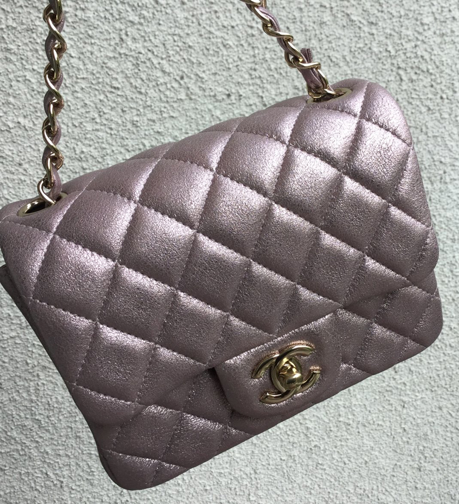 8a7b9c5162fc Itty-Bitty Chanel Mini Bags Have Captured the Hearts of Our ...