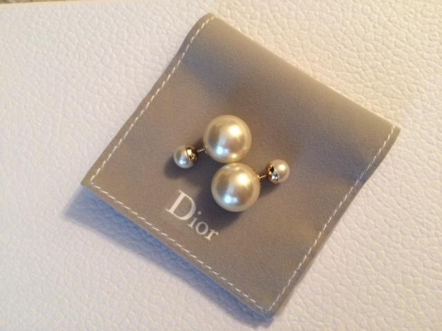 tPF Member: Yoyotomatoe Earrings: Dior Tribal Earrings