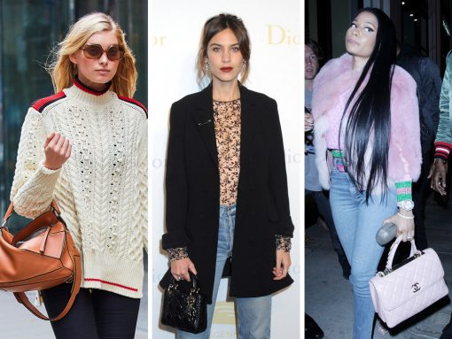 e5d5cb7f298656 See What Nicki Minaj, Elsa Hosk, & Alexa Chung Are Carrying This Week