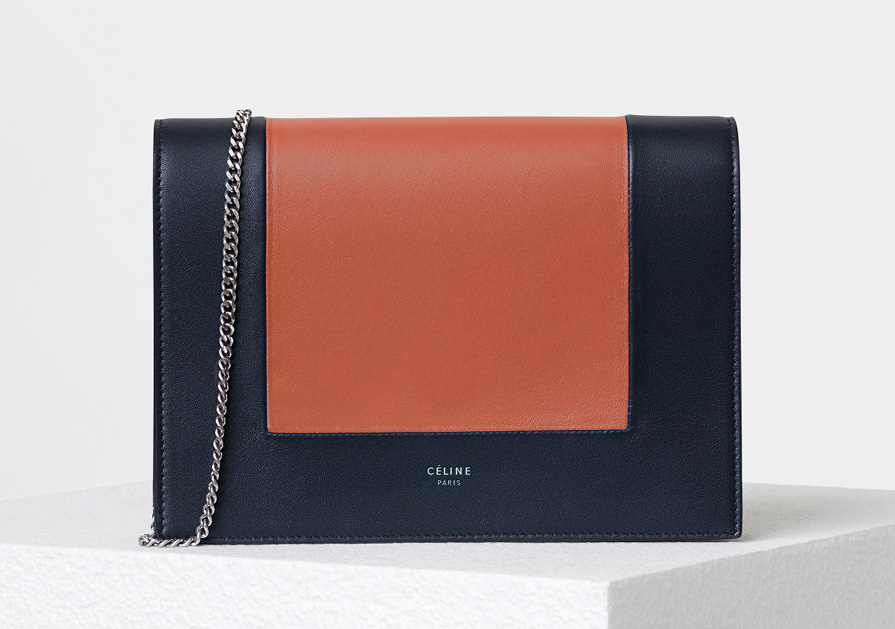 celine-frame-evening-clutch-terracotta
