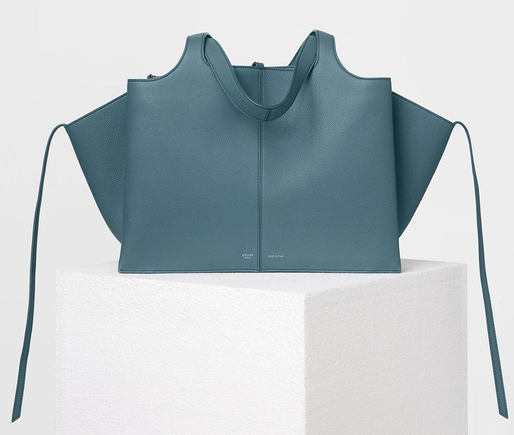 celine-medium-trifold-shoulder-bag-blue-3100