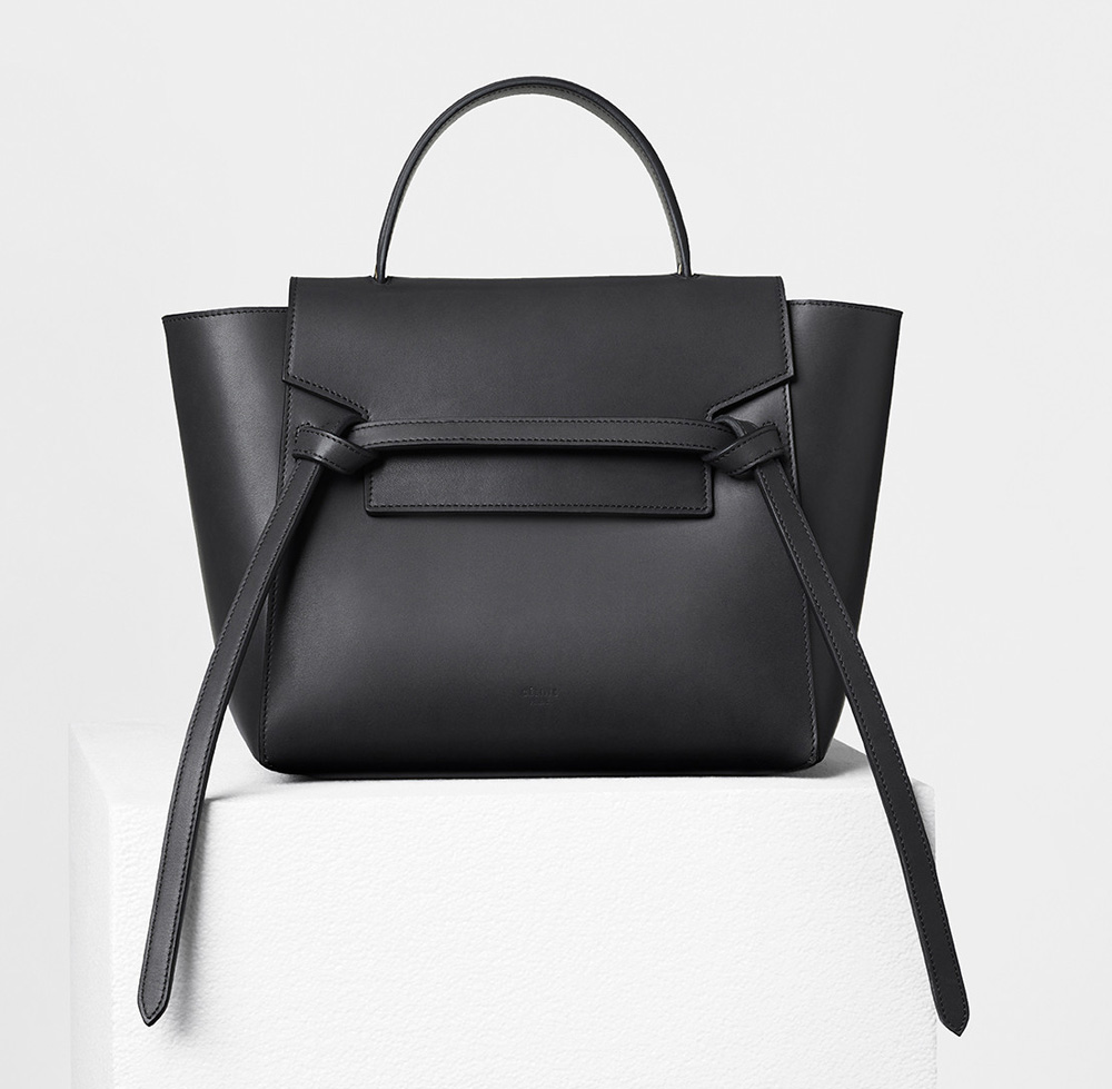 2906b589e1 Céline s Spring 2017 Bags are Here