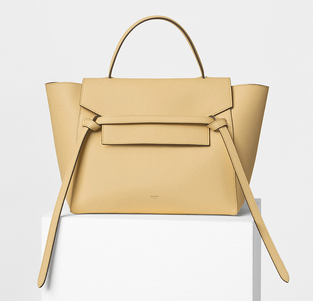 74b0ab2f12d7 Céline s Spring 2017 Bags are Here
