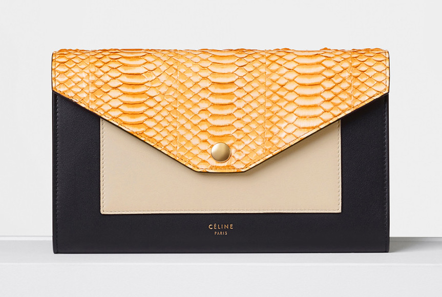 celine-pocket-large-multifunction-orange-snake