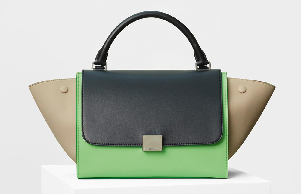 celine-small-trapeze-bag-green-2700