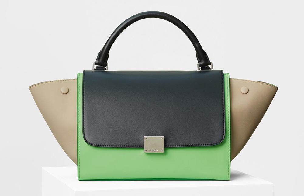 celine-small-trapeze-bag-green-2700