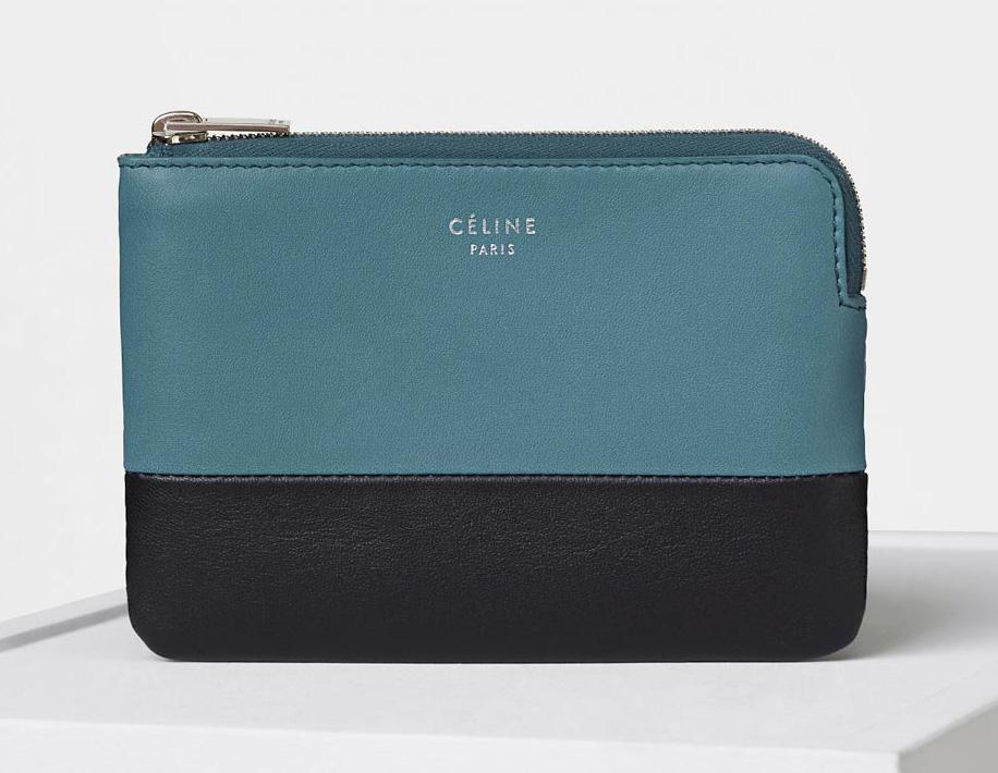 celine-solo-coin-and-card-purse-on-chain-blue