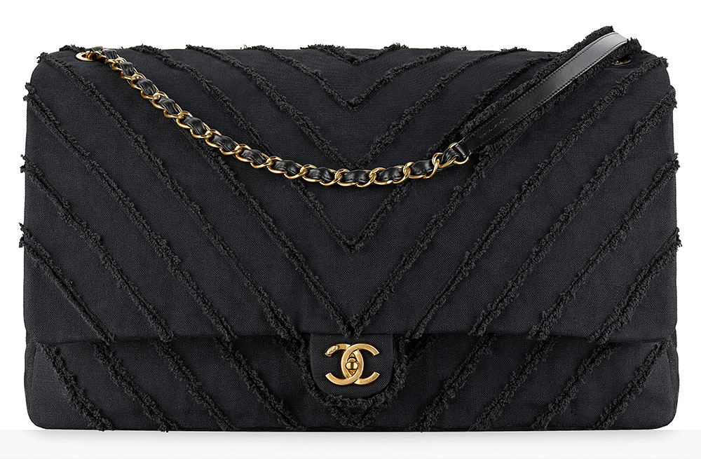 chanel-canvas-patchwork-flap-bag-black-3400