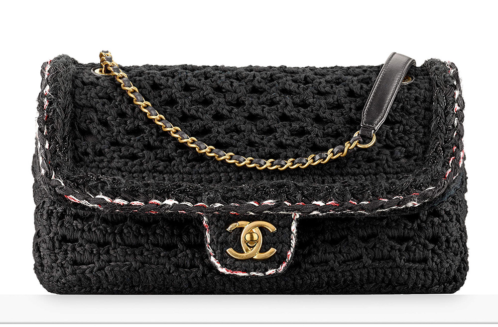 chanel-crochet-flap-bag-black-5300