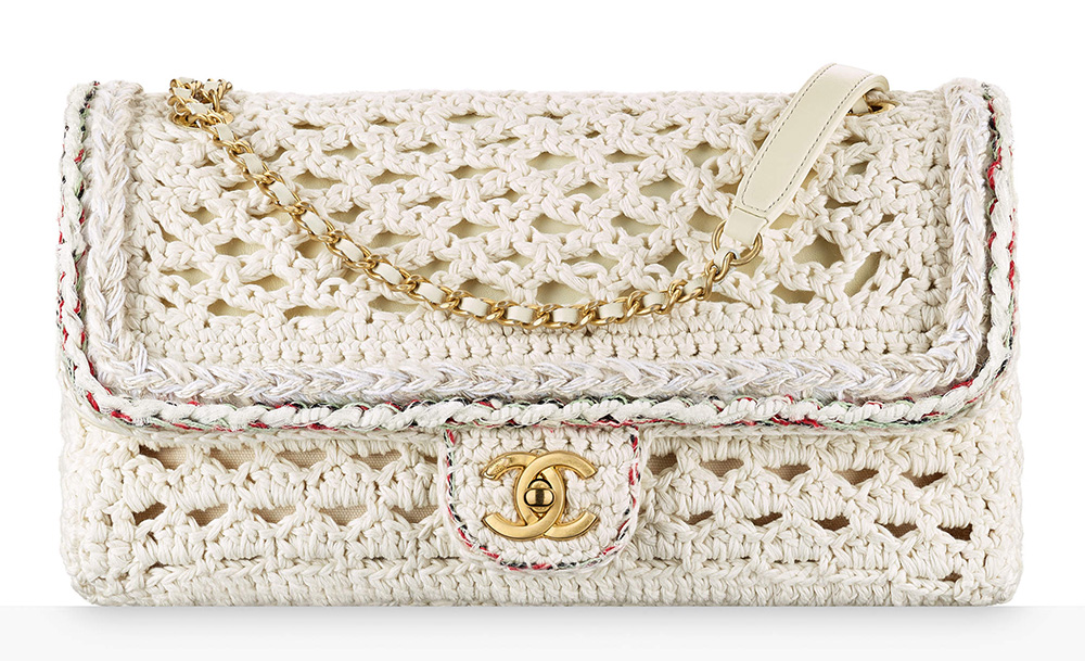 chanel-crochet-flap-bag-white-5300