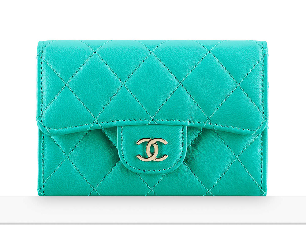 chanel-flap-card-holder-turquoise-475