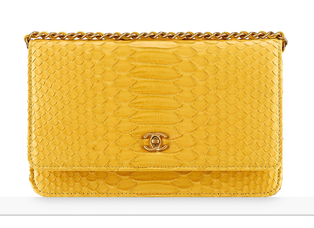 chanel-python-wallet-with-chain-yellow-4900
