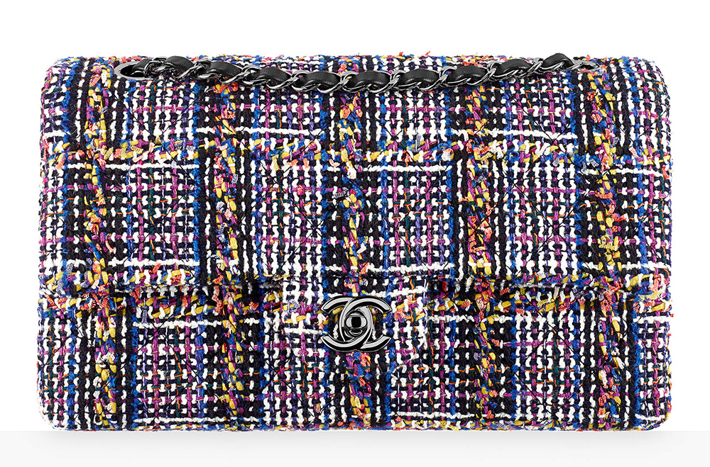 chanel-tweed-flap-bag