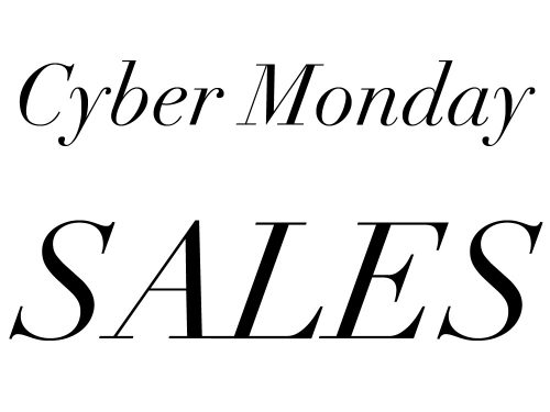 All The Best Cyber Monday 2016 Fashion Deals, All in One Spot!