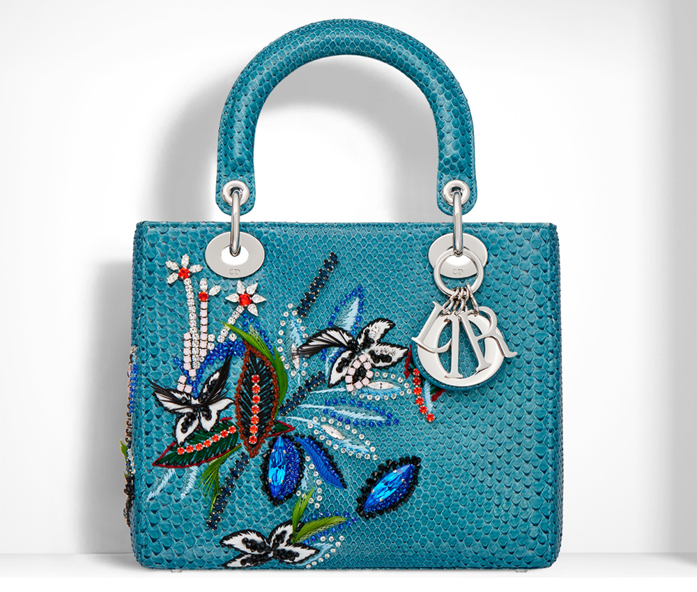 6ab2dc68e3ba Dior s Cruise 2017 Bags Have Arrived