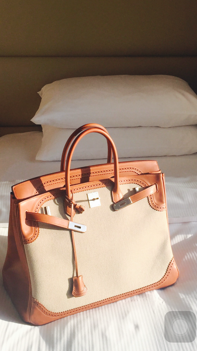 tPF Member: Doctor_Top Bag: Hermès Birkin Ghillies Bag