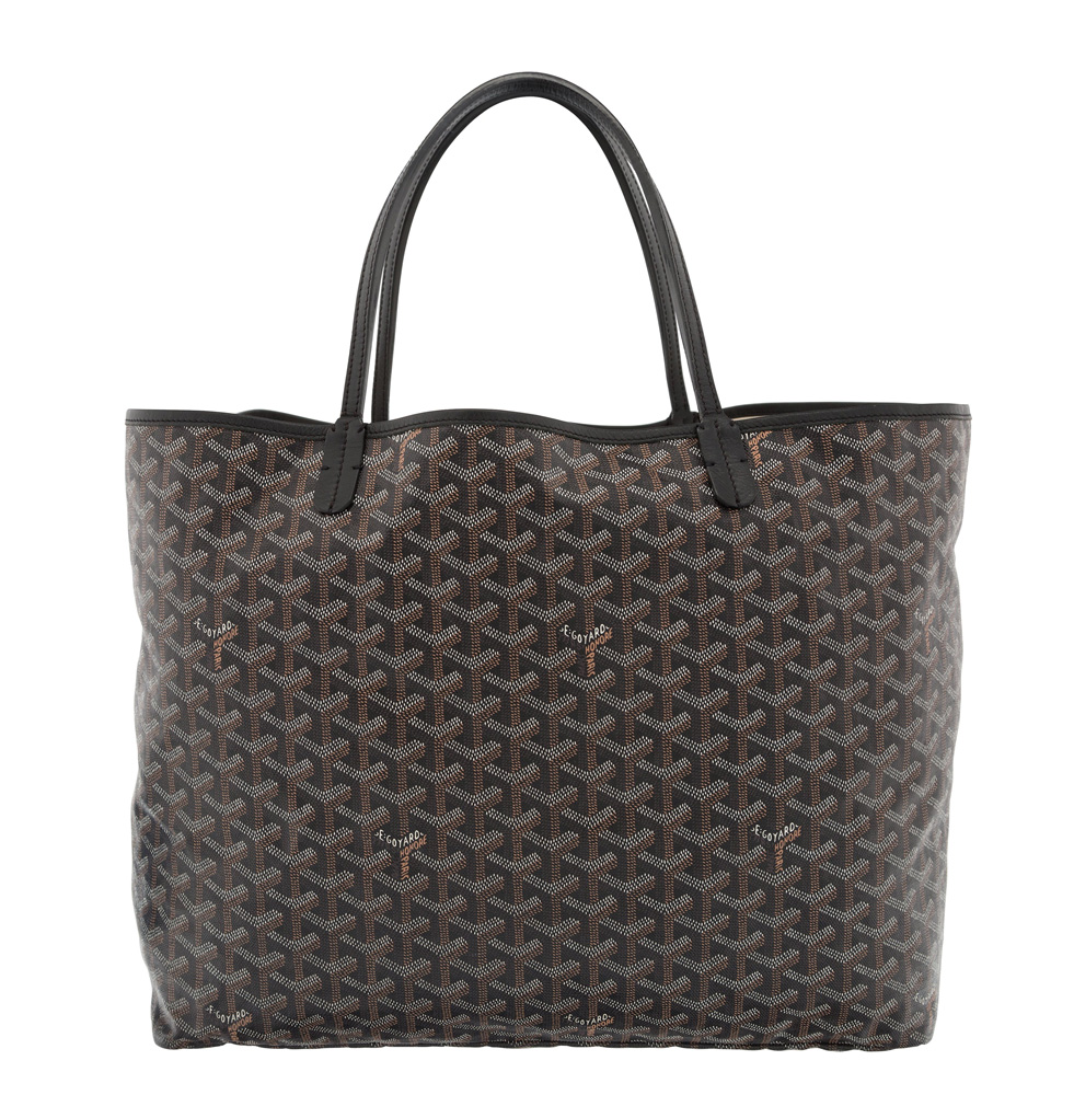 The Goyard Saint Louis Tote And