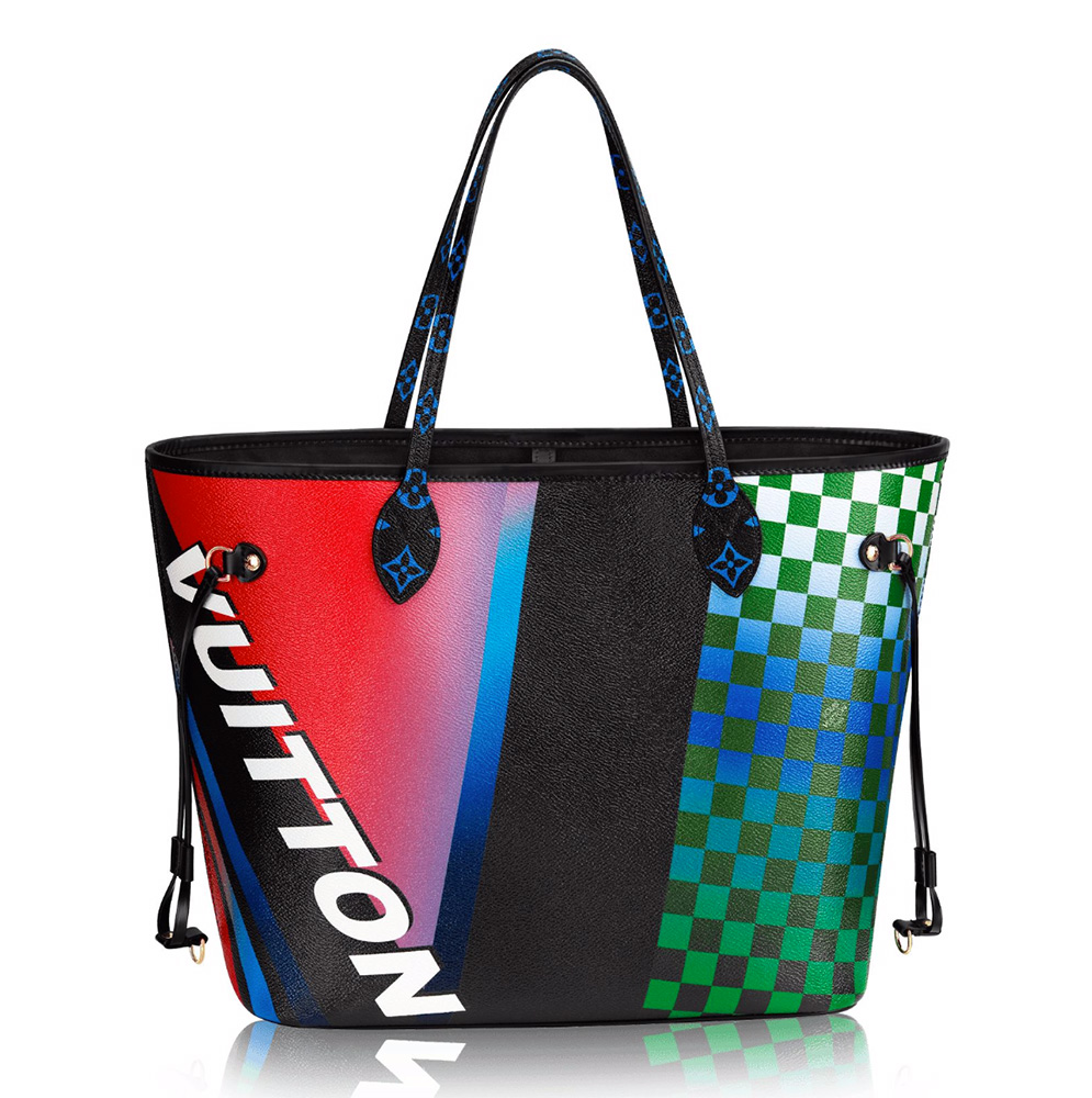 Love it or leave it louis vuitton race bags purseblog for Louis vuitton miroir bags