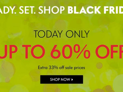 Get an Extra 33% Off Sale Prices and $50 off $200+ Orders at Neiman Marcus Black Friday 2016