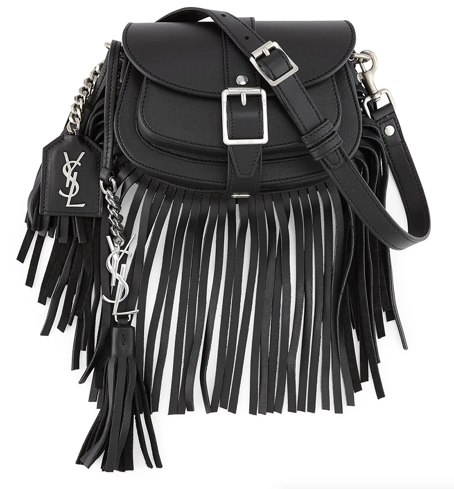 saint-laurent-mini-curved-fringe-saddle-bag