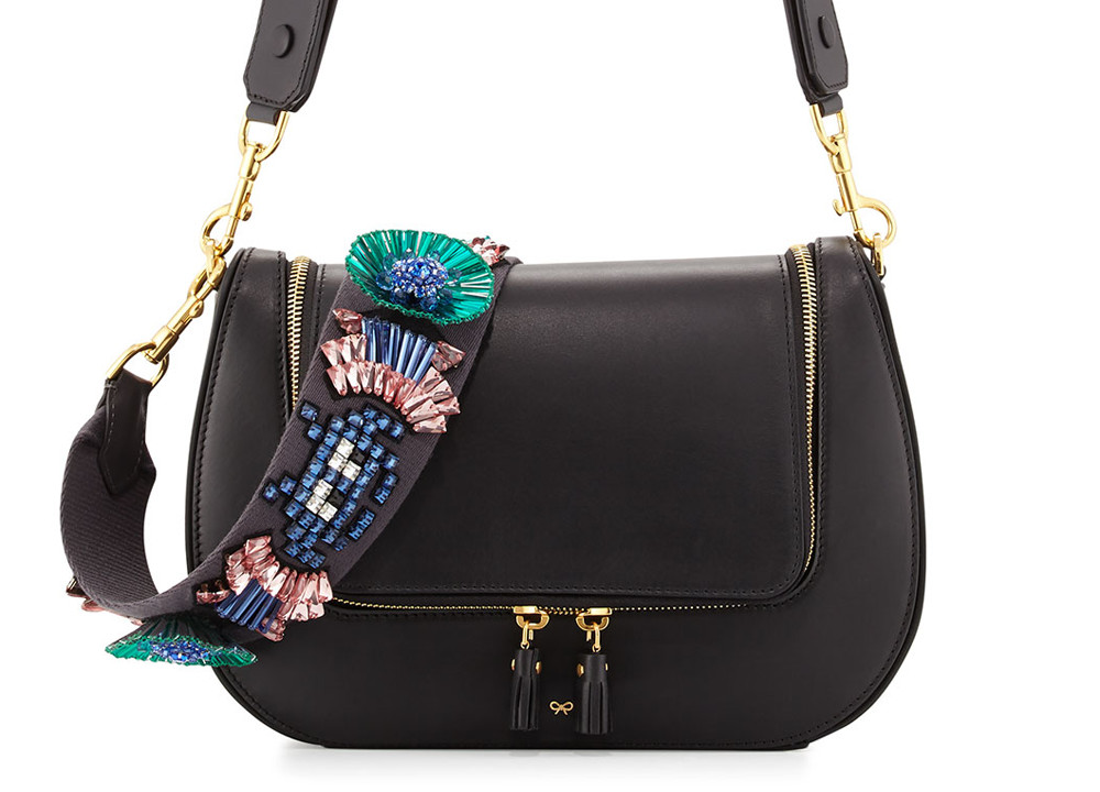 Anya Hindmarch Vere Space Invader Satchel