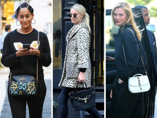 The 16 Most Interesting Celebrity Bag Looks of 2016