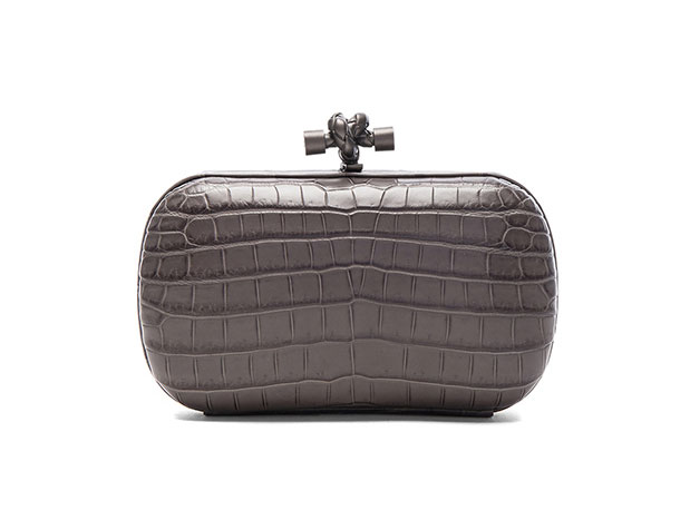 bottega-veneta-crocodile-knot-clutch