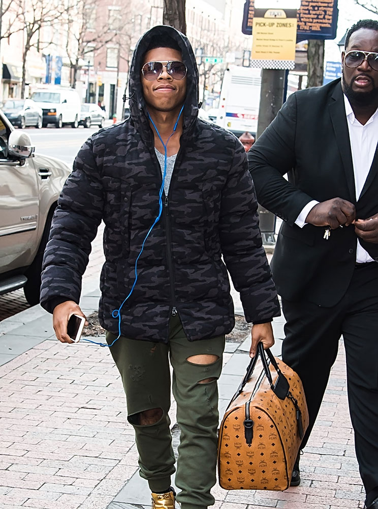 bryshere-gray-mcm-nomad-duffel
