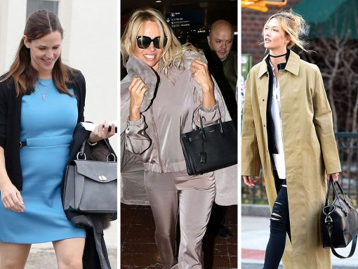 Celebs Party and Protest with New Bags from Louis Vuitton, Proenza Schouler and More