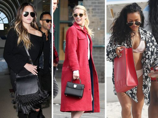 Celebs Bag Size Preferences Run the Gamut from Gucci Mini to Gucci XL this Week