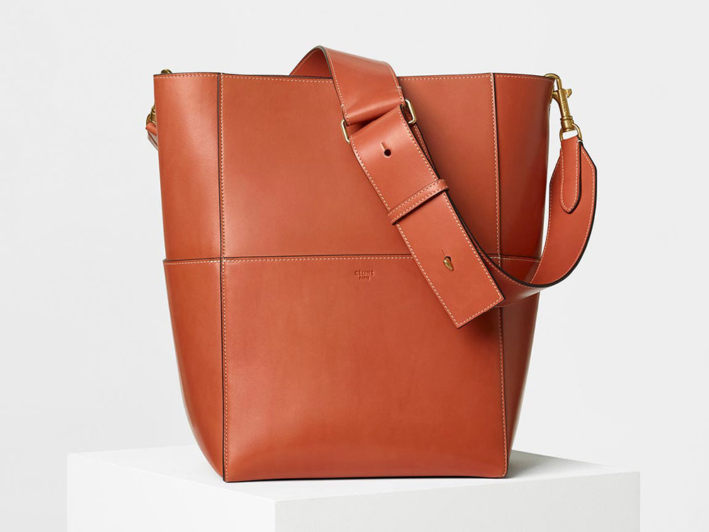 Latest Obsession  The Céline Sangle Shoulder Bag - PurseBlog a39ae272c5a