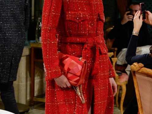 Get Your First Glimpse at Chanel's Metiers d'Art 2017 Paris Cosmopolite Bags