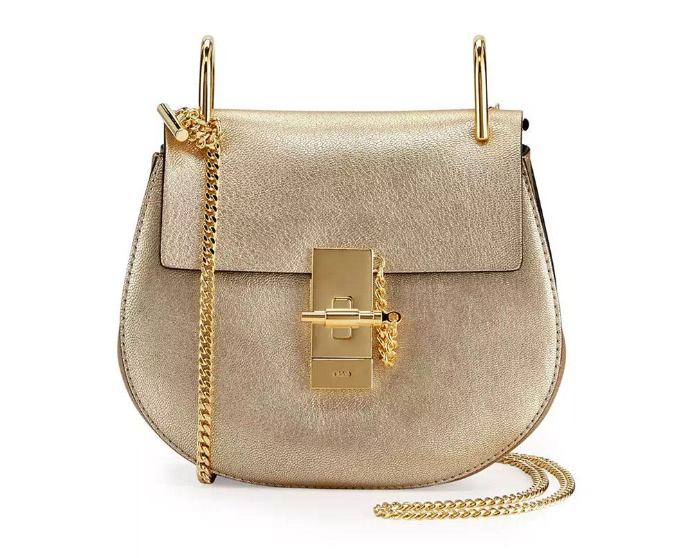 chloe-drew-bag-gold