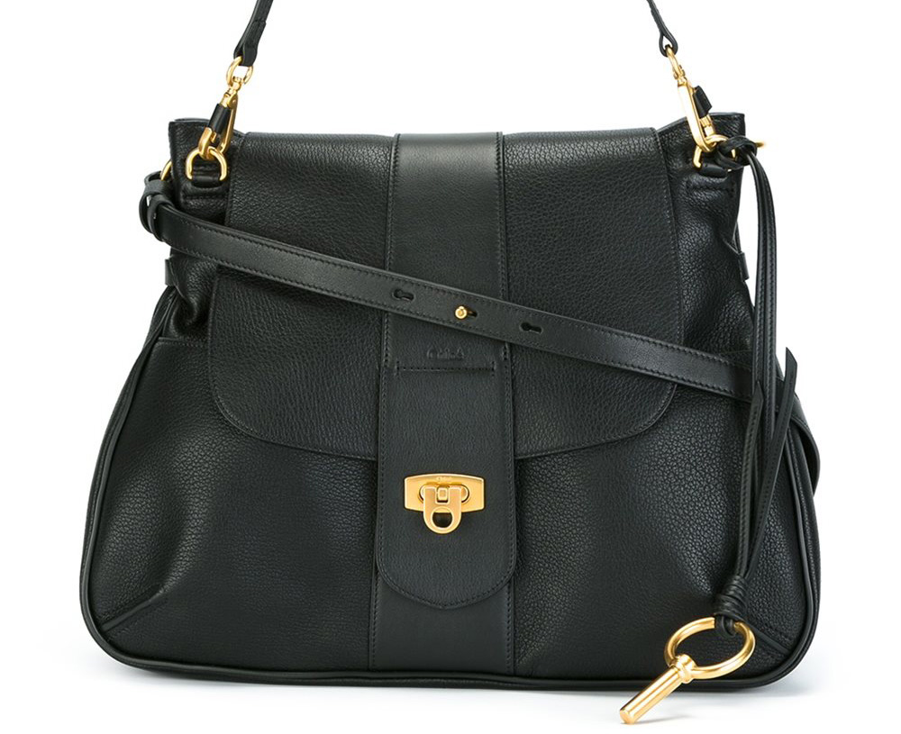 chloe-lexa-shoulder-bag