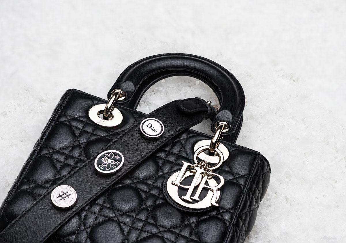 Dior Black Lady Dior