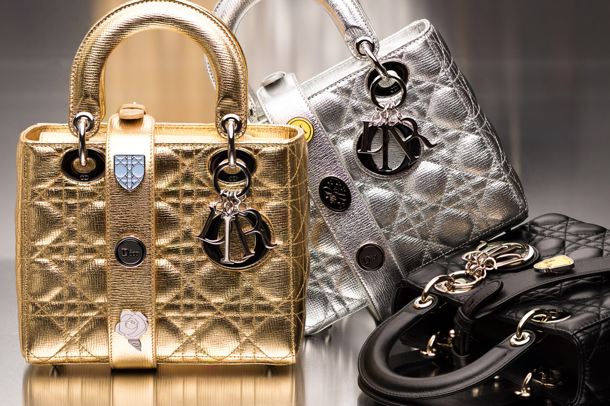 88483b7533 Introducing My Lady Dior: the New Customizable Dior Bag - PurseBlog