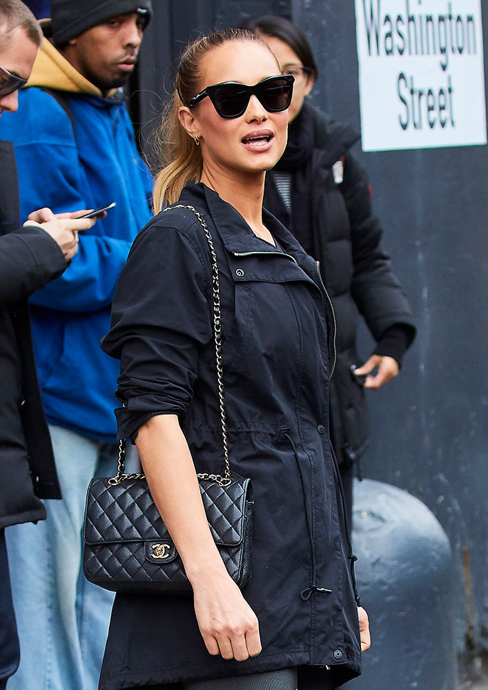 hannah-jeter-chanel-classic-flap-bag